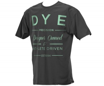 Dye Rep Shirt - Charcoal Heather