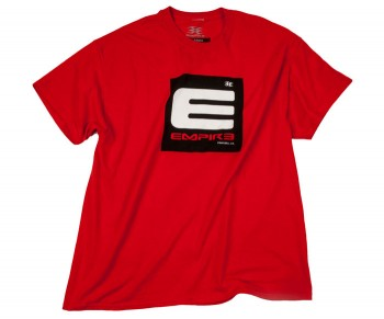 Empire THT Square Shirt - Red - 2013