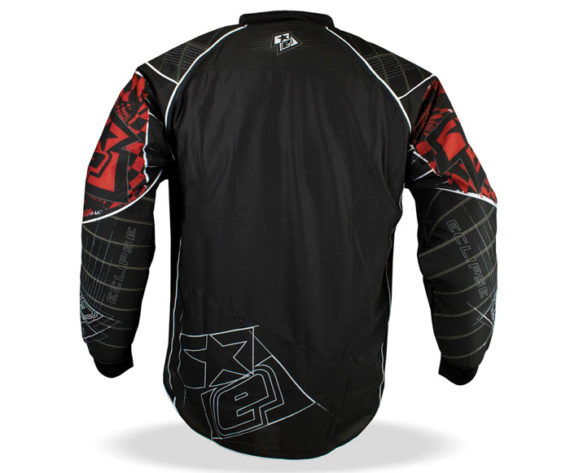 Planet Eclipse Distortion Elusion Paintball Jersey - 2013