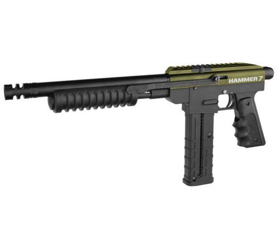 Spyder Hammer 7 Paintball Gun