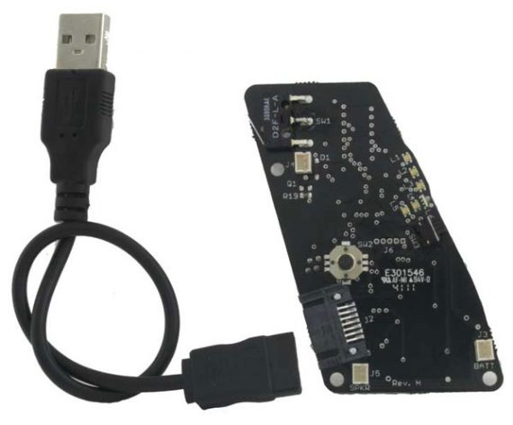 DLX Luxe 2.0 Circuit board