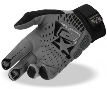 Planet Eclipse Distortion Full Finger Paintball Gloves - 2013