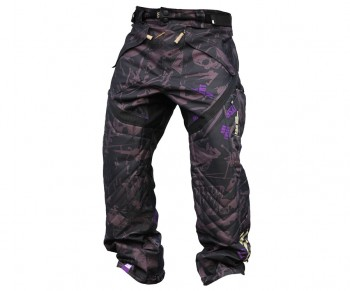 Laysick 411X Pants Militia Purple