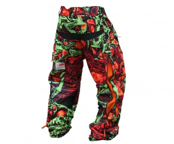 Laysick 411X Pants Super Limited Edition Eyecancer