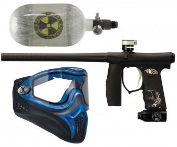 Invert Mini Gun w 68/45 tank & Avatar Goggles COMBO