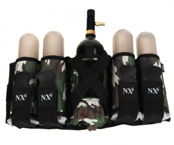 NXE SP Series 4+1 Pod and Tank Harness w/Body Wrap Design -Camo