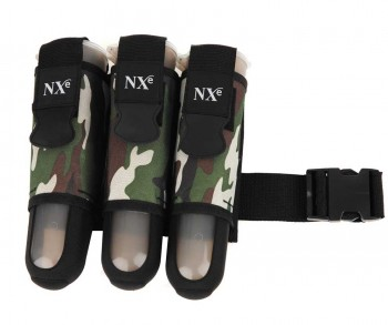 NXe SP Series Camo 3 Pod Harness Pack