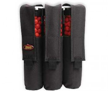 Redz Pouch 3 pod Pack - Belt Included