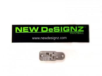 New Designz NDZ Shocker Stainless Steel Manifold