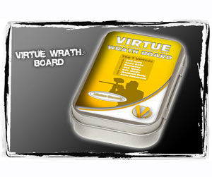 Virtue Wrath Board