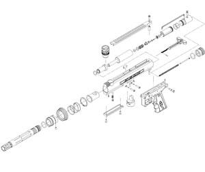 BT BT-16 Elite Paintball Gun