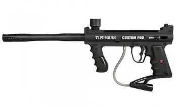 Tippmann Custom Pro E grip ACT Paintball Gun
