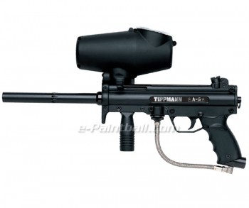 Tippmann A-5 Basic eGrip Paintball Gun