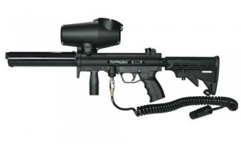 Tippmann A-5 Basic Stealth Paintball Gun