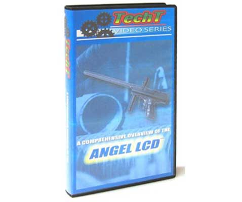TechT Angel LCD 101 Paintball DVD