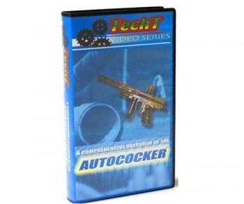 TechT Autococker 101 Paintball DVD