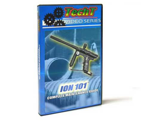 TechT Ion 101 Paintball DVD