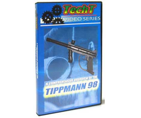 TechT Tippmann 98 101 Paintball DVD