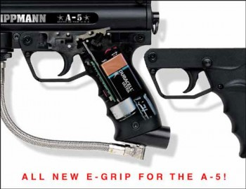 Tippmann A-5 eGrip