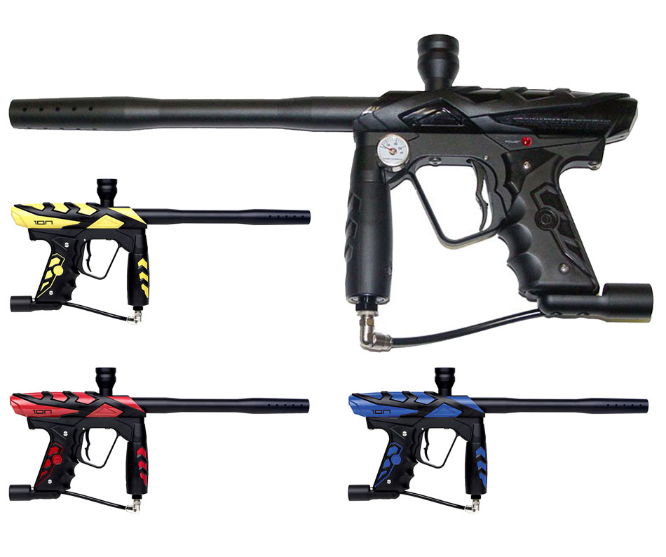 smart parts ion paintball gun classic back in stock e paintball