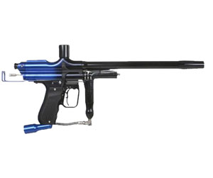 wgp trilogy competition select fire autococker paintball gun out