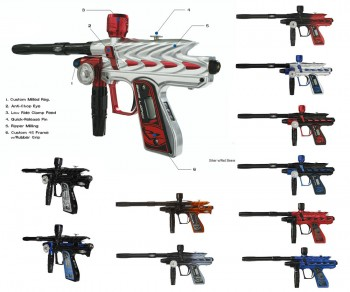 Bob Long Gen 3 Ripper 2.0 Intimidator Paintball Gun
