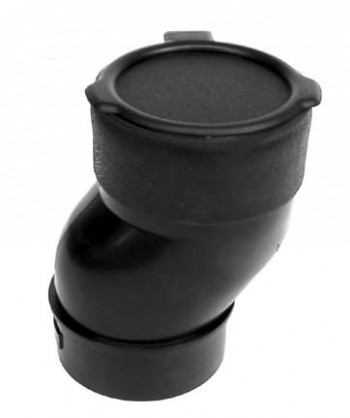 Tippmann A-5 Offset Loader Elbow with Cap