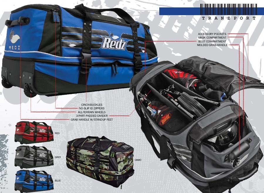 Redz Tranzport Large Gear Bag