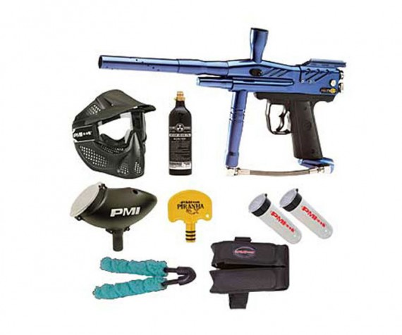 Ph STS Player Package Paintball Gun