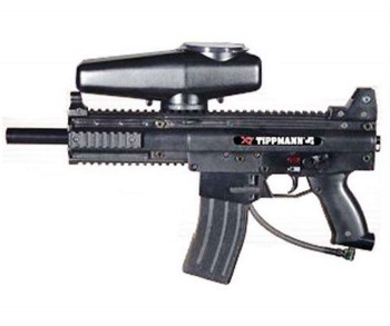Tippmann X7 Paintball Gun w Egrip