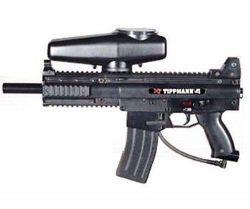 Tippmann X7 Paintball w RT Paintball Gun