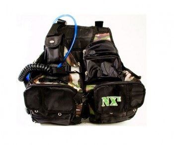 NXE S-Type Tactical Scenario Harness Vest NX-TH61