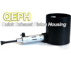 TechT Quick Exhaust Piston Housing