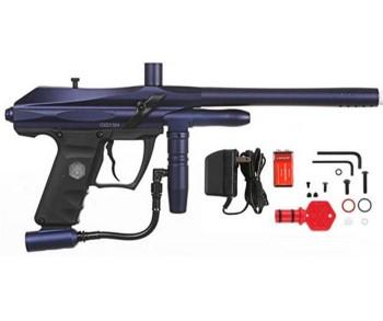 Kingman Spyder VS1 Paintball Gun - Brown box EW-1