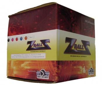 GenX Zballz 500 Rds Reusable Practice Balls