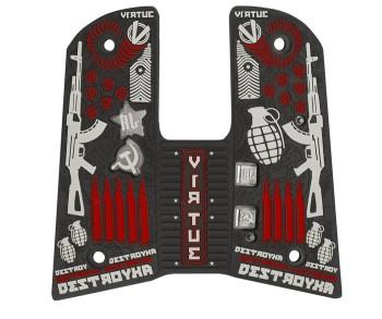 Virtue .45 Grips Destroyka Russian Legion