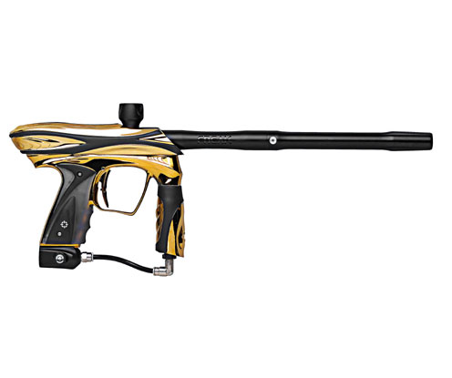 Smart Parts Epiphany Paintball Gun Limited Edition Gold E Paintball