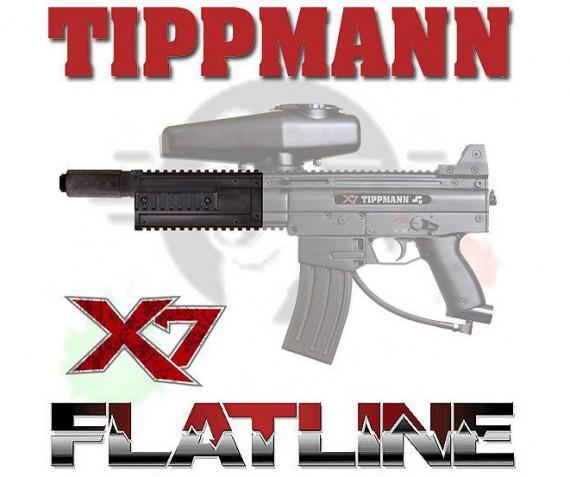 Tippmann X7 Flatline Barrel