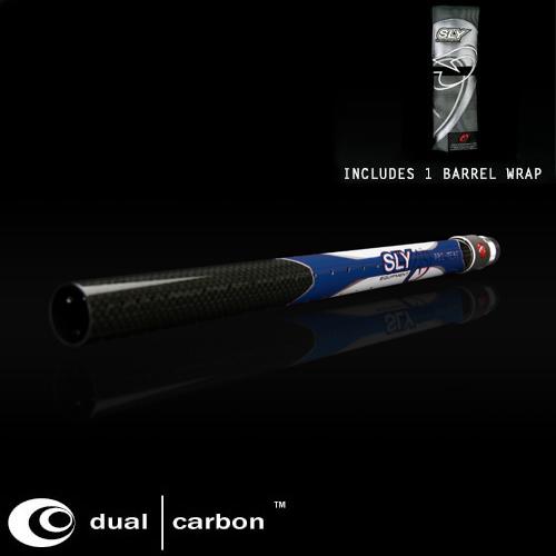 SLY Dual Carbon Barrel Front - Pro Merc w/ Free Bag