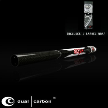 SLY Dual Carbon Barrel Front - Pro Merc w/ Free Bag