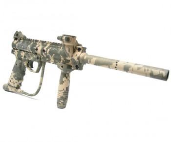BT BT-4 Combat Paintball Gun BT4 - Digital Camo