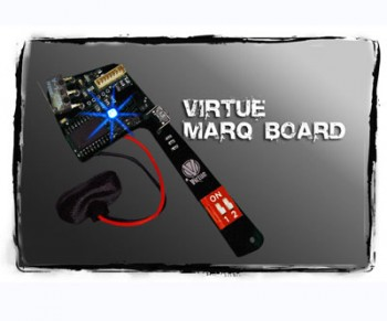 Virtue Marq 6/7/Rapper/Closer/Protégé/Vice Redefined Board