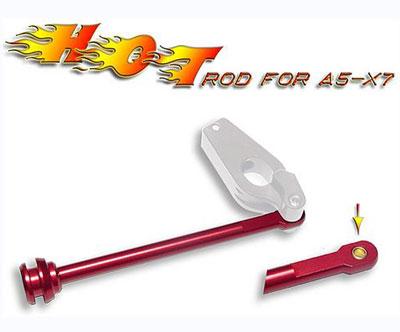 New Designz NDZ Hot Rod for Cyclone Feeds