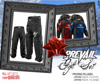 Prevail Pants & Jersey Combo (Adult or Youth)
