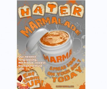Hater Marmalade 1oz