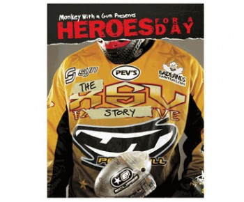 Hero For A Day, the XSV story DVD