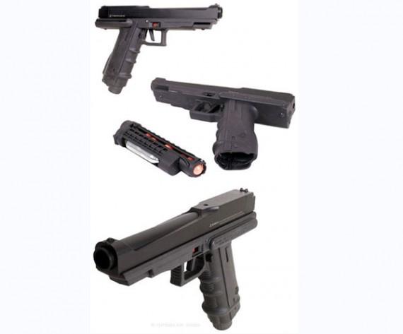 Tiberius Arms TAC 8.1 Pistol Paintball Gun