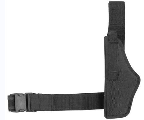 Tiberius Arms Left Handed Pistol Holder - Black