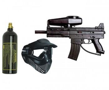Tippmann X7 Standard Paintball Gun Package