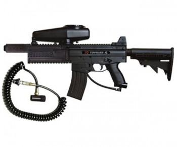 Tippmann X7 Sniper Paintball Gun Package
